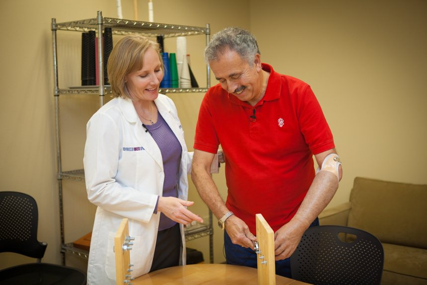 Occupational Therapy with Kerstin Baun