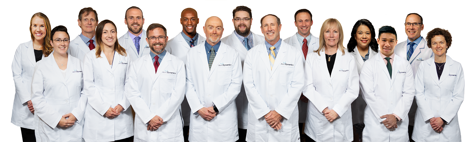 2020 Clinical Team Picture