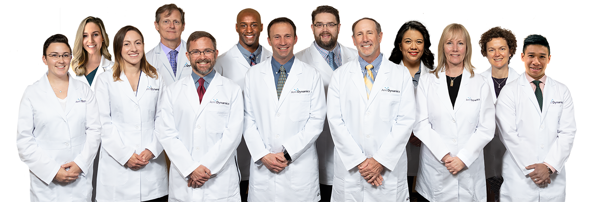 2021 Clinical Team Picture