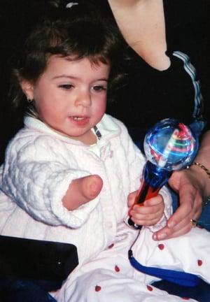 Alexa as a baby