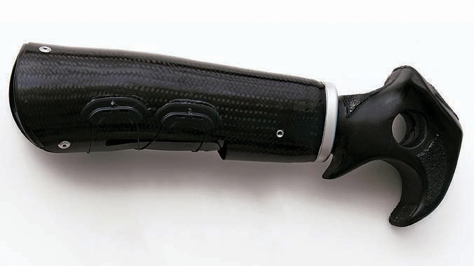 Carbon Fiber Socket with Activity Specific Dragon Attachment