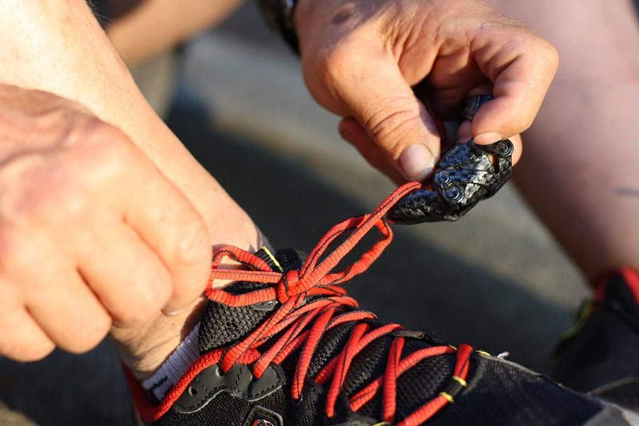 Naked Prosthetics PIP Driver Tying Shoe Strings