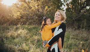 Patient Profile: Kristi Wolfgram – Arm Dynamics Employee and Mom