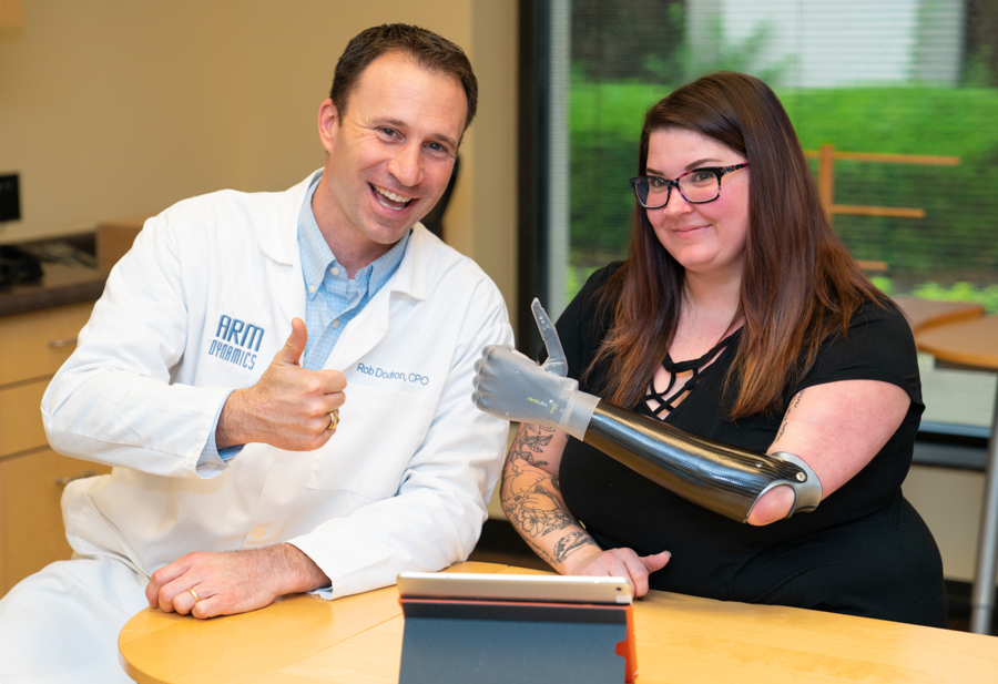 Seven Reasons Arm Dynamics Is Different from Other Prosthetic Care Providers