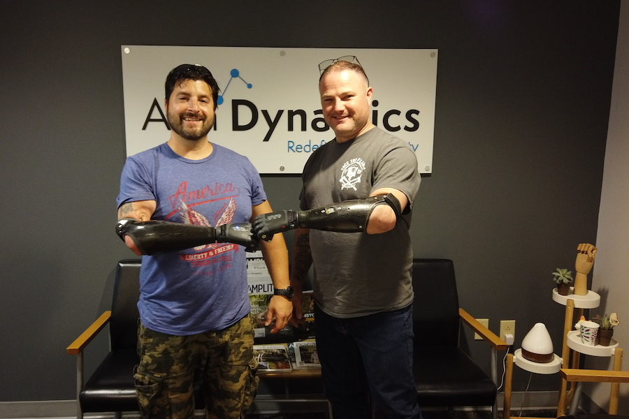 The Lived Experience: Peer-to-Peer Support at Arm Dynamics